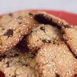 recette cookies graines de sésame